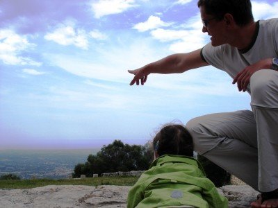 Zeigt euren Kindern die Welt, bevor sie zu alt sind! © Weltwunderer