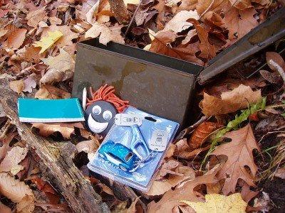 Ein Cache kann ein toller Schatz sein © Flickr/Virginia State Parks