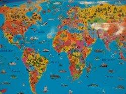 Sieben Monate mit Kleinkindern durch die Welt