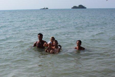 Ein wunderbarer Mehrgenerationen-Urlaub in Thailand © Stefanie Heining