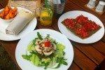 Rumänien-Brasov-Rohkost Resturant Ma Cocute © aeroh