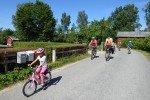 Radtour in Smaland, Schweden © RAWAKAS