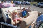 Spitze! Im Oldtimer-Cabriolet durch Havanna © KidsAway.de