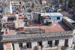 Blick vom Barcadi-Gebäude auf die Dächer Havannas © KidsAway.de