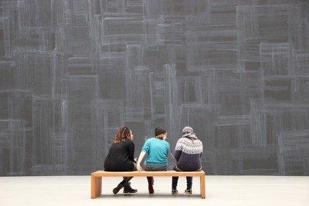 Ist das Kunst? Museumsbesuche sind spannend © Pixabay