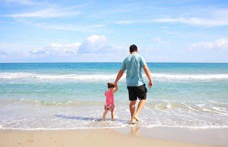 Ein Strandtag mit Baby, da brauchen Eltern jeden guten Trick! © Pixabay