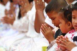 Auf Reisen können Kinder viel über Religion lernen