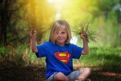 Kleine Superhelden bleiben im Urlaub gesund
