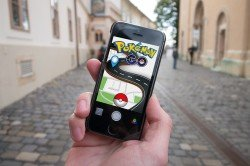 Spielt ihr schon begeistert Pokémon Go?