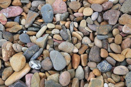 """All die vielen """"schönen"""" Steine aus dem Familienurlaub..."""