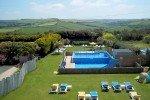 Das Sands Resort Hotel in Cornwall bietet natürlich auch einen Pool! © Sands Resort Hotel