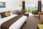 Die geräumige Familiensuite © Sands Resort Hotel