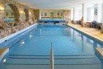 Entspannung im wetterfesten Innenpool © Sands Resort Hotel
