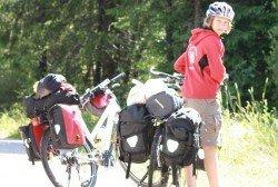 Mutter-Tochter-Radreise nach Venedig mit Teenager allein