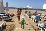 Strandurlaub all inclusive: für Alleinerziehende ein Traum © melaniesandra