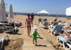 Strandurlaub all inclusive: für Alleinerziehende ein Traum