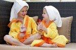Kinderwellness © Precise Resort Rügen