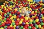 Splash Spielbereich für Kleinkinder © Erlebniswelt SPLASH