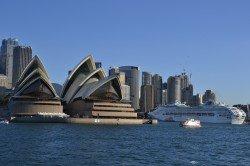Sydney Opera - ein Blick, den man nie vergisst