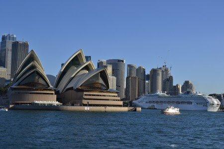 Sydney Opera - ein Blick, den man nie vergisst © Anonym