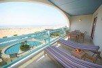Balkon mit Meerblick © Aparthotel Imperial