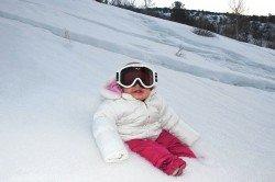 Skiurlaub mit Baby - macht das Sinn?