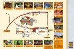 Lageplan der Rodenberg Erlebniswelt © Göbel Hotels
