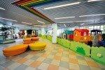 Im Spielsaal ist Spaß für Kids garantiert © Aparthotel Imperial