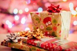 Alle Geschenke fertig eingepackt - tschakka!