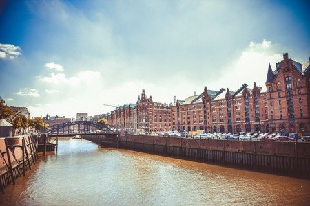 Hamburg ist eine super Stadt für Familien © Pixabay