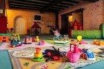 Buntes Spielzimmer © Hotel Tyrol Alpenhof