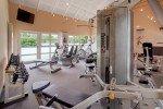 Fitnessraum © Precise Resort Marina Wolfsbruch