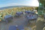 Blick auf die Adria und die Strandpromenade © Hotel Nettuno
