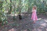 Affen hautnah © Baummaedchen