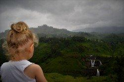 Unterwegs im Hochland von Sri Lanka