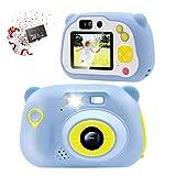 Veroyi 32GB Kids Camera 15.0MP wiederaufladbare...