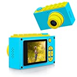 FishOaky Kamera für Kinder, Digitale Kamera...