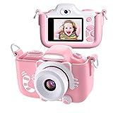 Kriogor Kinder Kamera, Digital Fotokamera Selfie...