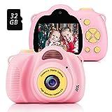 Fede Kinder Kamera mit 32GB TF-Karte,...