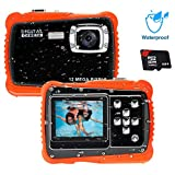 Unterwasser Kamera für Kinder,12MP HD...