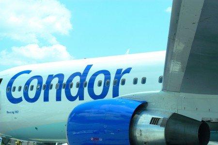 Fliegen mit Condor