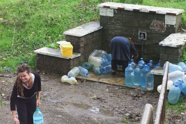 Frischwasserquelle in Bulgarien © Morpheusreisen