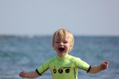Reisen macht glücklich © KidsAway