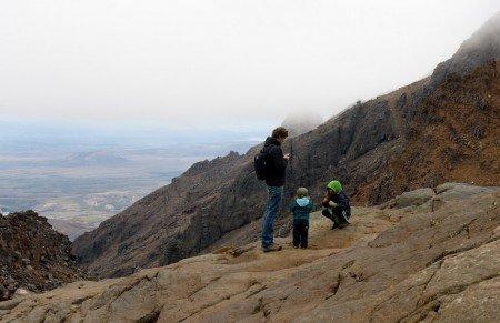 Weitblick vom Mount Ruapehu © Weltwunderer