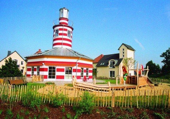 Kinderclub für kleine Kinder im Leuchtturm © Dorfhotel Fleesensee
