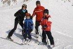 Was kostet eine Woche Skiurlaub mit Familie?