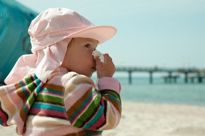 Hausmittel für Kinder auf Reisen