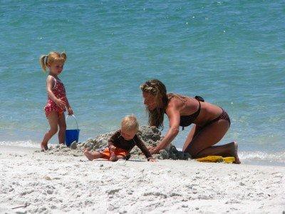 Strandurlaub ohne Sorgen © Uncle Catherine/Flickr
