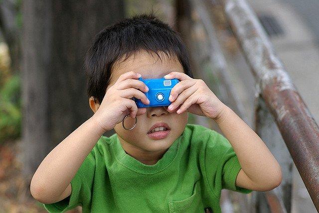 Kleiner Fotograf © masatsu/Flickr