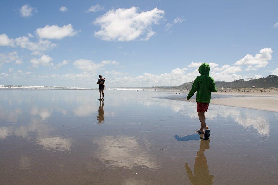 Der schönste Strand der Welt © Weltwunderer